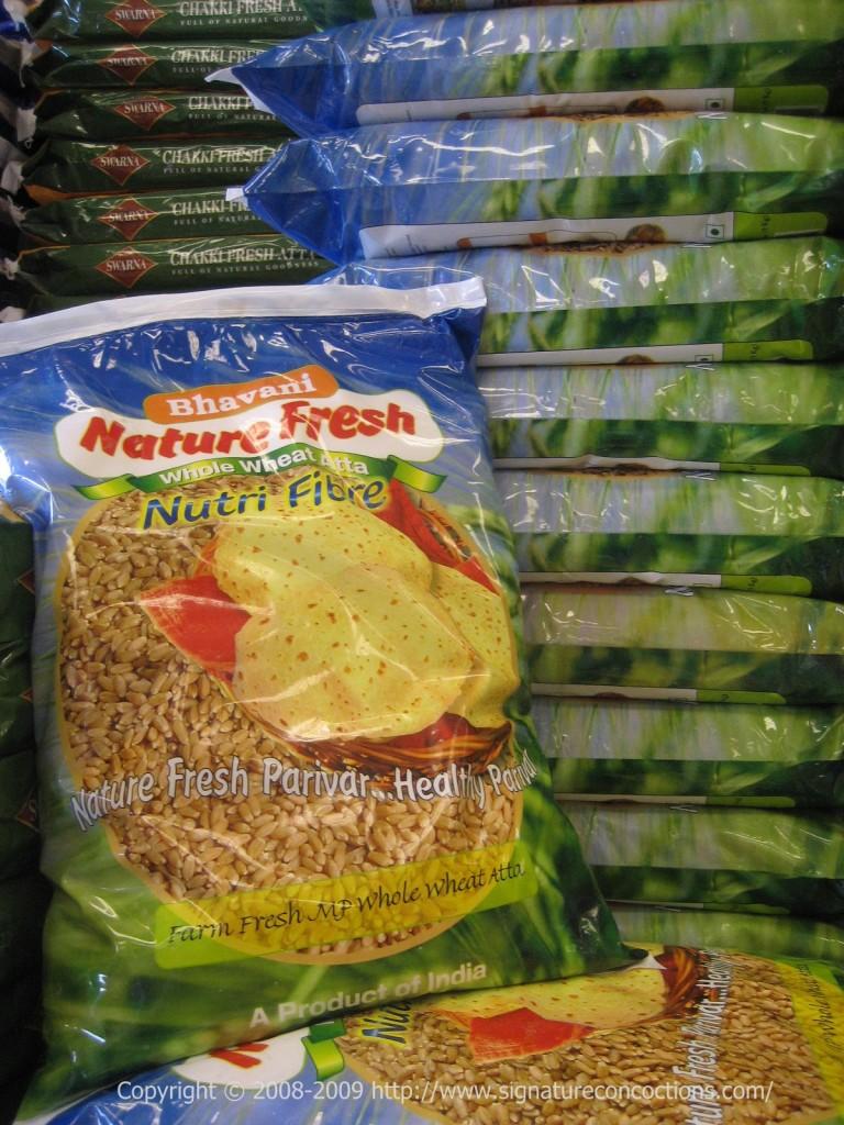 Bhavani Nature Fresh Atta at Bhavani Cash & Carry, Iselin, NJ