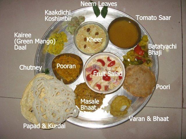 naivedya-taath for gudi