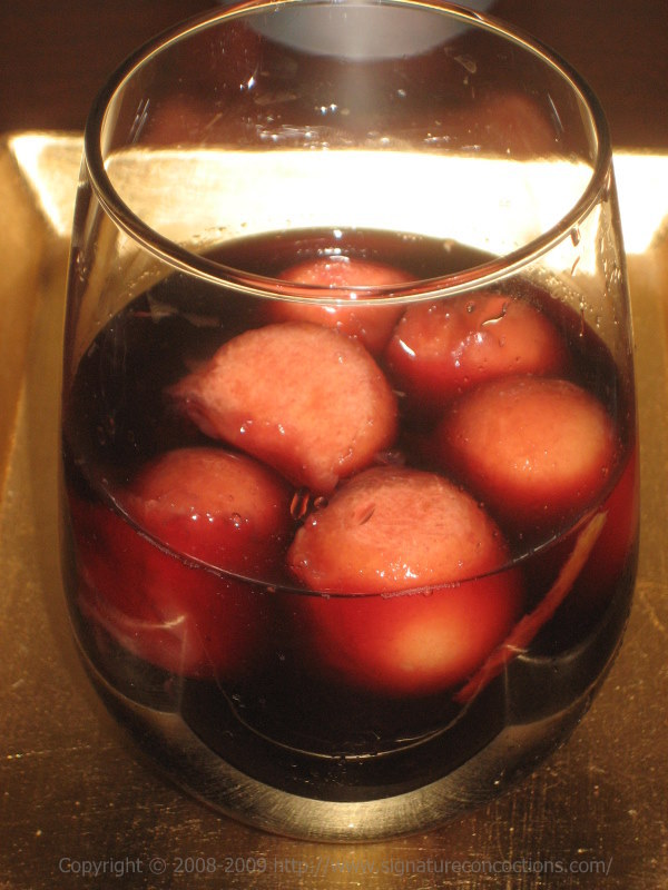 melon ball sangria