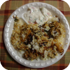 Aai's mutton biryani - by Anagha
