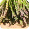 my spring fling with asparagus